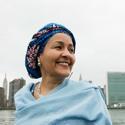 Amina Mohamed, vice-secrétaire générale des Nations Unies