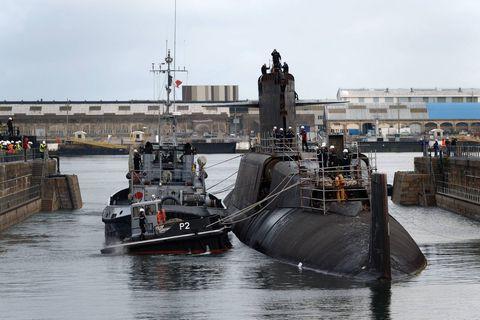 Sous-marins: Paris évoque un «mensonge» et une «crise grave»