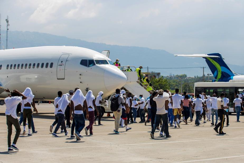 Expulsions «inhumaines» : l'émissaire des États-Unis en Haïti démissionne