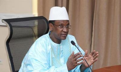 Choguel Maïga, le premier ministre malien