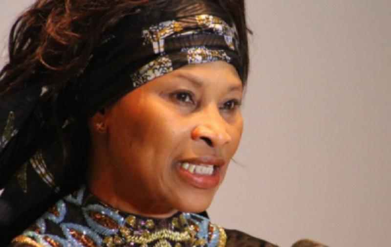 Aïssata Tall Sall, ministre des Affaires étrangères du Sénégal
