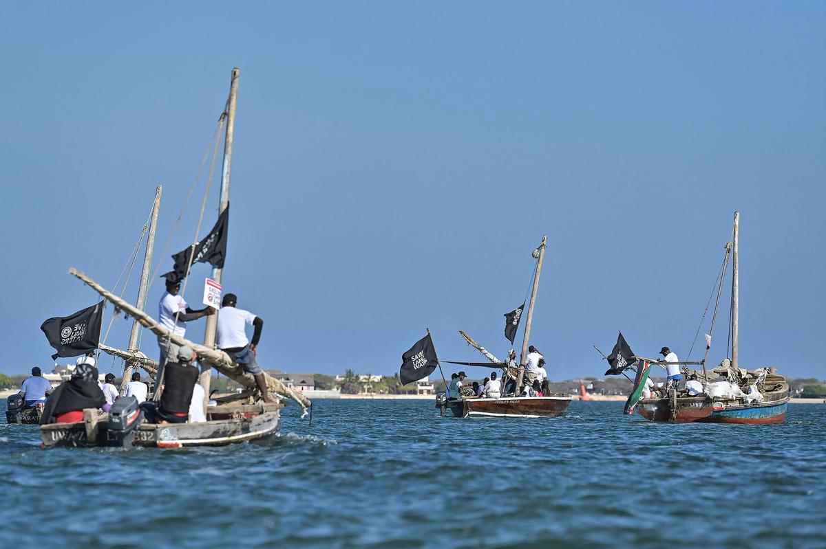 La justice internationale accorde à la Somalie une zone maritime revendiquée par le Kenya