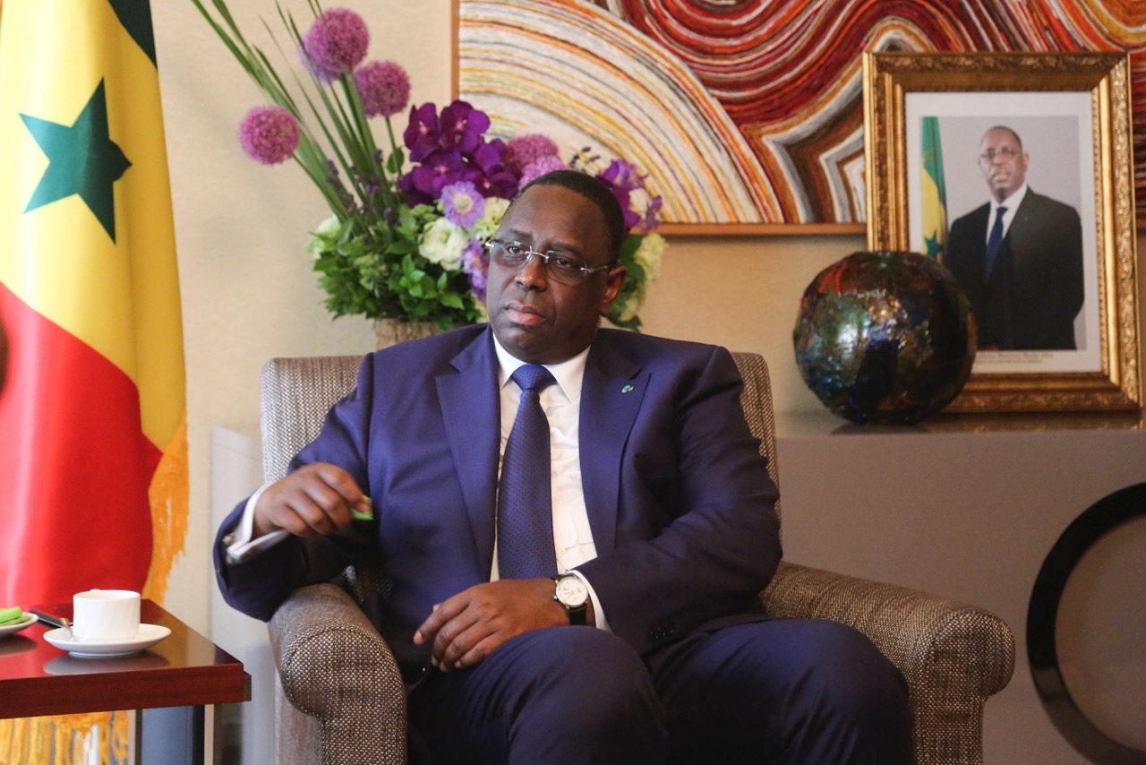 Interview - Macky Sall et la France, c'est zéro problème.