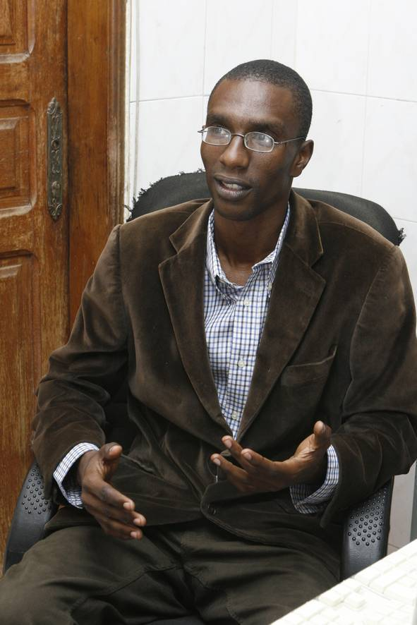 ENTRETIEN AVEC… BARKA BA - AUTEUR DU DOCU  «THOMAS SANKARA, 28 ANS APRES»