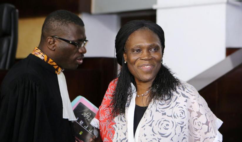 COTE D'IVOIRE: Le procès de Simone Gbagbo encore reporté