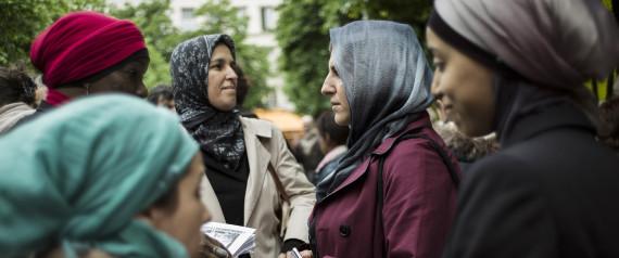 PORT DU VOILE EN ENTREPRISE : La division jusqu'à la Cour de justice européenne