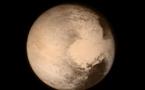 Un océan souterrain découvert sur Pluton