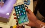 L'iPhone 7 rayonne plus que les modèles précédents