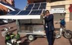 Le premier triporteur solaire marocain voit le jour