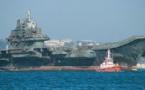 PEKIN BANDE LES MUSCLES : Première sortie dans le Pacifique du porte-avions chinois