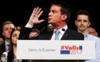 Valls se pose en héritier de Mitterrand face à ses rivaux