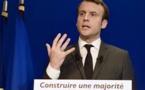 Macron refuse tout accord d'appareil pour bâtir sa majorité