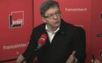 Mélenchon n'exclut pas un désistement du candidat PS