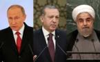 Russes, Turcs et Iraniens s'accordent sur un mécanisme de contrôle de la trêve en Syrie