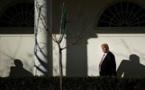 8H00 samedi matin à la Maison Blanche: Donald Trump attaque les médias