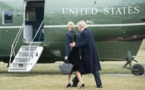 Trump accueille le corps du premier soldat américain tué sous sa présidence