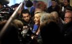 RSF dénonce des attaques de politiques contre les journalistes