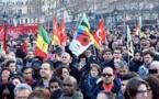 France: des milliers de manifestants contre les violences policières, incidents à Paris