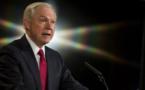 La chef des démocrates à la Chambre appelle à la démission de Sessions