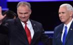 Messagerie privée: Mike Pence refuse d'être comparé à Hillary Clinton