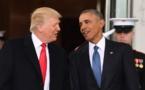 """Trump accuse Obama de l'avoir placé """"sur écoute"""" avant la présidentielle"""