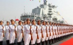La Chine veut renforcer les moyens de sa marine de guerre