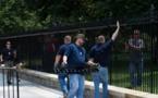 Un homme interpellé dans l'enceinte de la Maison Blanche