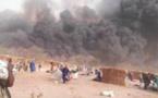 Incendie monstre à Médina Gounass : c'est l'hécatombe dans la brousse