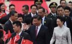 Xi Jinping à Hong Kong pour l'anniversaire de la rétrocession