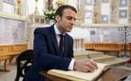 Macron a émis des propositions à Bouteflika sur la paix au Mali