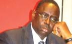 De la retenue, monsieur Macky Sall, président de la République du Sénégal.