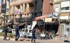Ouagadougou : des terroristes frappent dans un restaurant, 18 morts