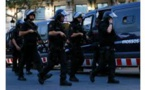 "La police espagnole abat ""quatre terroristes"" au sud de Barcelone"