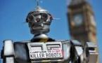 """Des grands patrons, dont Elon Musk, alertent contre les """"robots tueurs"""""""