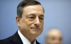 Draghi (BCE): la liberté de commerce dans le monde est menacée
