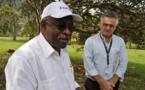 Les semences enrichiront l'Afrique, pas les diamants