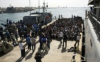 En une semaine, 3.000 migrants ramenés en Libye, 2.000 débarquent en Italie