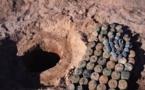 L'Algérie détruit tout son stock de mines antipersonnel