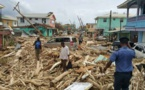"Porto Rico ""anéanti"" par l'ouragan Maria, l'aide arrive à la Dominique"