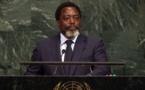 AG de l'ONU: Kabila confirme une marche «irréversible» vers des élections