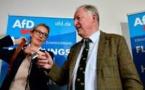 Allemagne: la droite nationaliste brise un tabou avec une percée historique