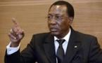 Idriss Deby Itno, chef de l'Etat tchadien