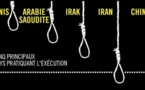 Irak: 42 condamnés à mort exécutés par pendaison