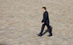 """Macron lance ce mardi """"un processus"""" pour la zone euro (sources Elysée)"""