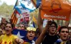 Catalogne : les étudiants dans la rue
