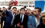 Les Catalans votent dans un climat tendu
