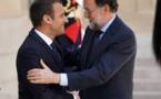 Catalogne: Macron souligne son attachement à l'unité de l'Espagne