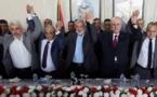 Le gouvernement palestinien réuni à Gaza, une première depuis 2014