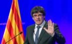 Catalogne: les dirigeants séparatistes défient le roi