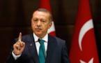 Erdogan «peiné» par la suspension des visas américains